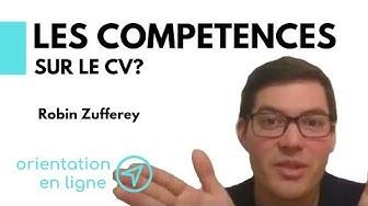 CV: comment indiquer les compétences?