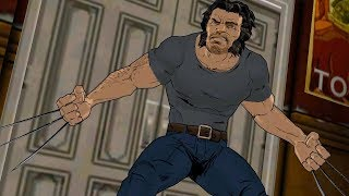 Ultimate Spider-Man - Venom vs Wolverine