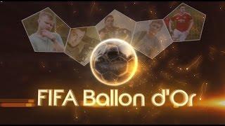 ЗОЛОТОЙ МЯЧ   FIFA Ballon d