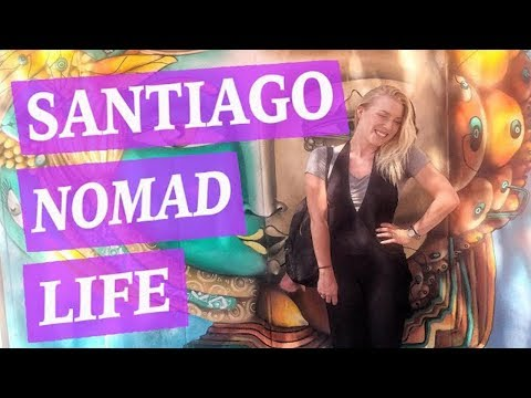 Living in Santiago with Start Up Chile ♡ Digital Nomad Girl