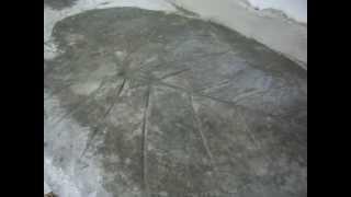 Redneck Mansion Kitchen Remodel Concrete Counter Update 1