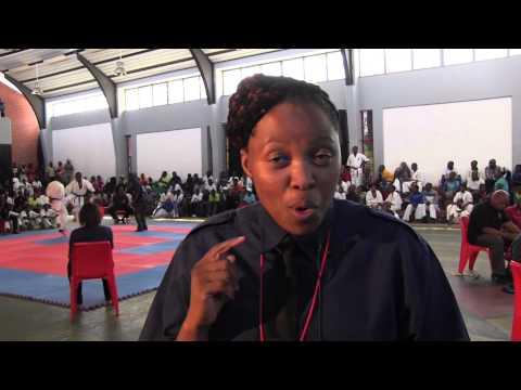 All Africa tournament Karate 2014