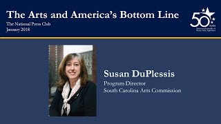 Susan DuPlessis- National Press Club Address