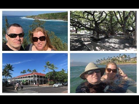 Day 12 - Lahiani and West coast Maui (ANNIVERSARY TRIP - MAUI)
