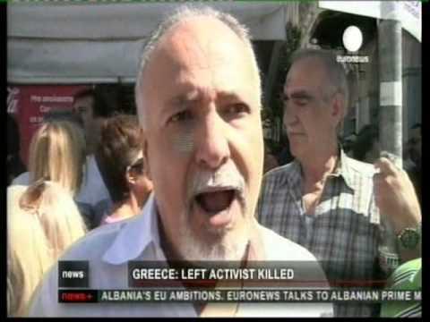 activist greece