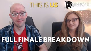 This Is Us season 4 FINALE reaction, ending explained and Kevin's fiancee revealed! (4x18)