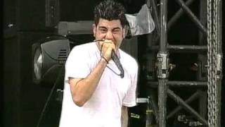 Gambar cover Deftones - Be Quiet And Drive / Headup (Live at Pinkpop 1998) [4]
