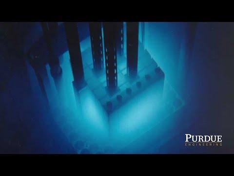 PUR-1 Nuclear Reactor Tour