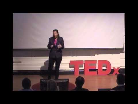 Why gifted may not be what you think: Michelle Barmazel at TEDxHGSE