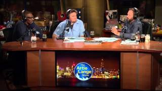 The Artie Lange Show - Charlie Murphy (in-studio) Part 2