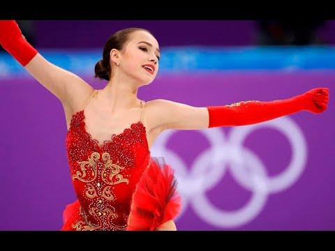 Alina Zagitova 20172018 FS Music Don QuixoteRed Ballerina