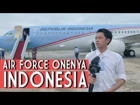 AIR FORCE ONENYA INDONESIA