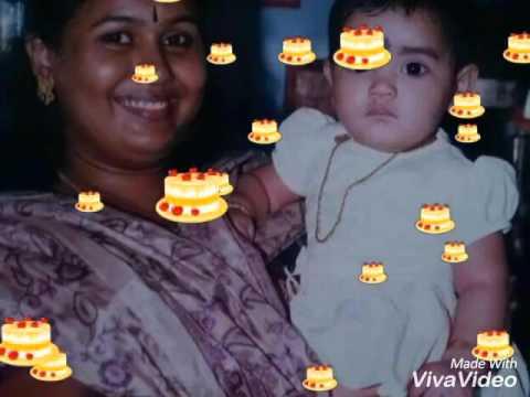 Happy birthday saniya iyappan....