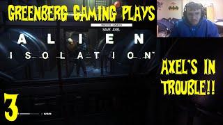 Alien: Isolation #3 - Axel