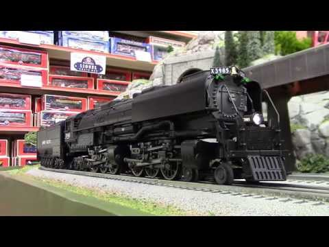 Lionel Union Pacific LEGACY LionMaster Challenger 4-6-6-4 Steam Locomotive (Built To Order)