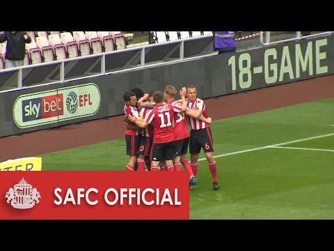 Highlights: Sunderland v Fleetwood Town