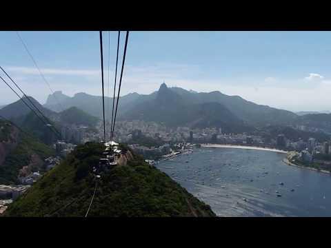 Rio de Janeiro - Sugar Loaf cable-car
