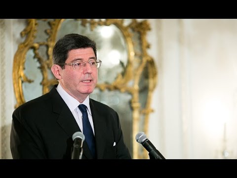 Presentation by Joaquim Levy, Minister of Finance, Brazil