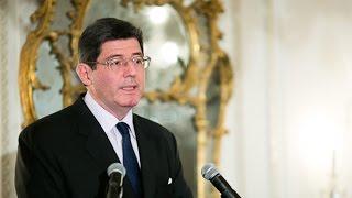 Presentation by Joaquim Levy, Minister of Finance, Brazil
