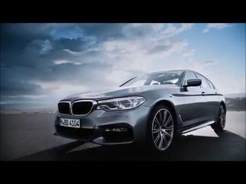 Новый BMW 5 серии в БорисХоф.