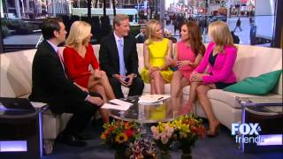Heather Nauert, Anna Koiman, Maria Molina & Elizabeth Hasselbeck ATSS  3/21/2014
