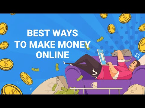 How to make money online – Realistic ways to make money on the Internet in 2020