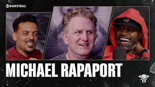Michael Rapaport | Ep 66  | ALL THE SMOKE Full Episode | SHOWTIME Basketball