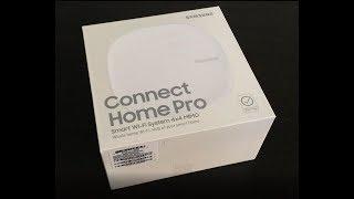 TechTalk: Samsung Connect Home Pro - Redundant Hub with Lackluster Wifi Range