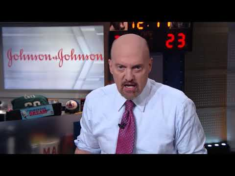 Johnson & Johnson CEO Addresses Damaging Reuters Report | Mad Money | CNBC