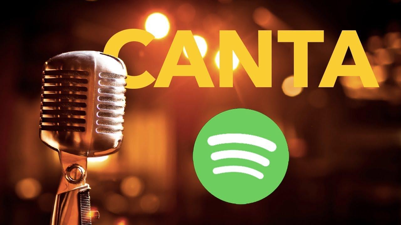 Spotify Karaoke