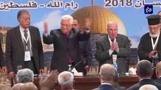 عباس .. لن تكون أمريكا وحدها وسيطاً في عملية السلام وصفقة القرن هي صفعة لإنهاء السلام - (1-5-2018)
