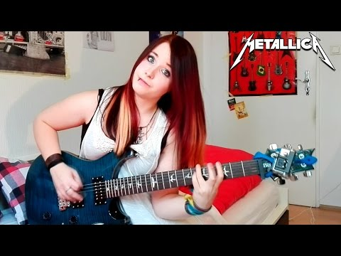 METALLICA - Hardwired [GUITAR COVER] with SOLO | Jassy J