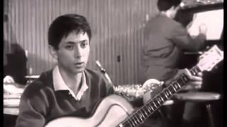 Первый троллейбус (1963) Олег Даль. Улицы ждут пустые, тает мгла...