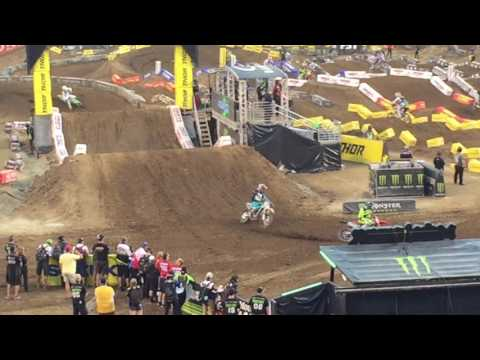 Davey Sterritt Supercross MetLife Stadium NY/NJ Meadowlands