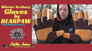 Winter Archery Gloves by Bearpaw Products | Bogensport | SixtyNine Archery