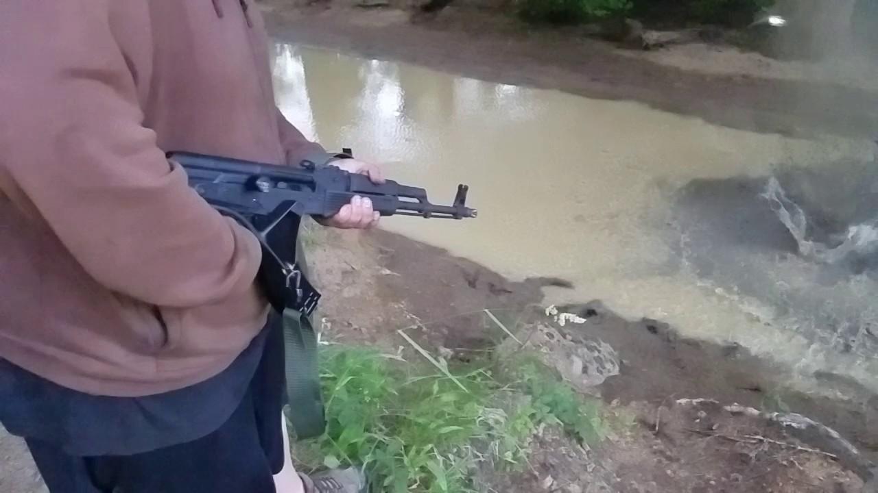 Amazing AK-47 Bump Fire (WASR, ALG AKT)