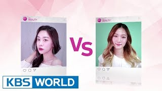 Beauty League - Skin & Scalp Care Routine at Home! rosefix VS Scarlett [The Beauty / 2017.09.08]