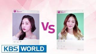 Beauty League - Skin & Scalp Care Routine at Home! rosefix VS Scarlett [The Beauty / 2017.09.08]