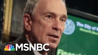 Ari Melber: Bloomberg Runs From Stop-And-Frisk After Profiling Millions   MSNBC