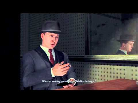 LA Noire Walkthrough: Case 10 - Part 3 [HD] (XBOX 360/PS3) [Gameplay]