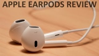 Apple EarPods Review