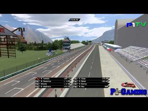 P1-Gaming WST Liga Rennen 6 - Fundidora Park