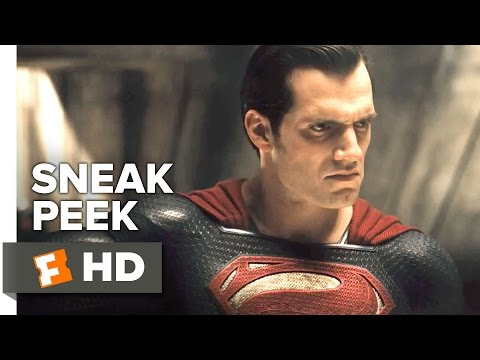 Batman v Superman: Dawn of Justice Official Sneak Peek (2016) - Henry Cavill Action Movie HD