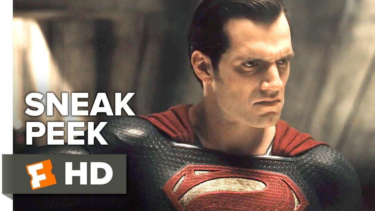 Batman v Superman: Dawn of Justice SNEAK PEAK (2016) - Ben Affleck, Henry Cavill Action Movie HD