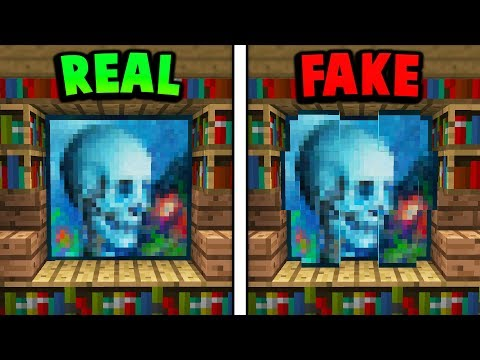 DOUBLE Fake Painting TROLL! (Minecraft Murder Mystery Trolling)