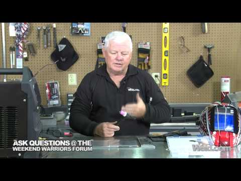 How to Choose the Right Tungsten Diameter and Alumina Cup | TIG Time