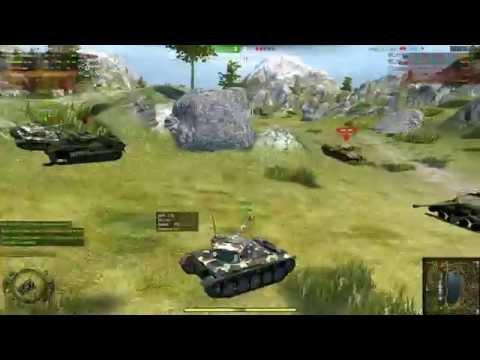 team battle power of amx:D by clan WAV