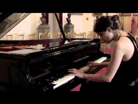 """Franz Schubert: """"Ständchen"""" / Dora Deliyska (Proben-Mitschnitt)"""