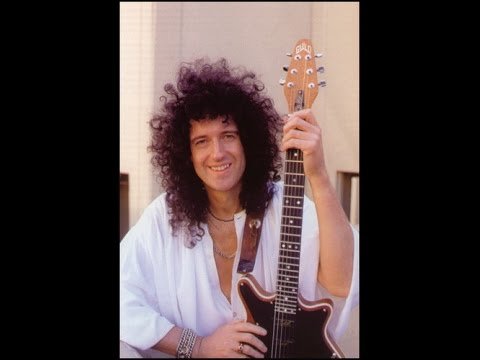 TOP 12 Brian May songs (With Queen)