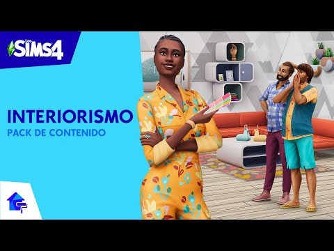 Los Sims 4™ Interiorismo: tráiler de presentación oficial jugar